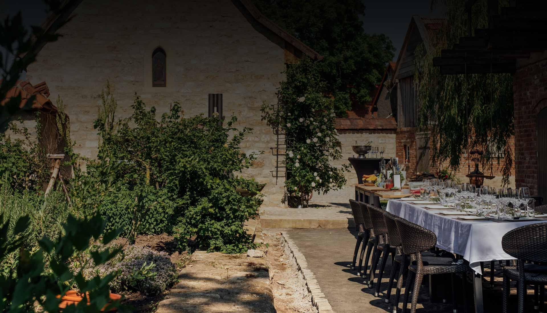 magdalenengut fam po ner hotel restaurant erfurt. Black Bedroom Furniture Sets. Home Design Ideas